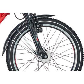 s'cool XYlite 20 7-S steel Darkred Matt